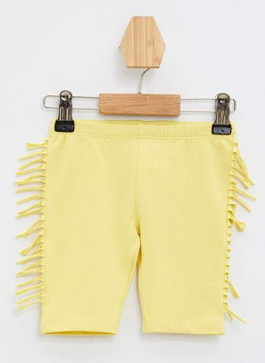 DeFacto Pantolon Sarı